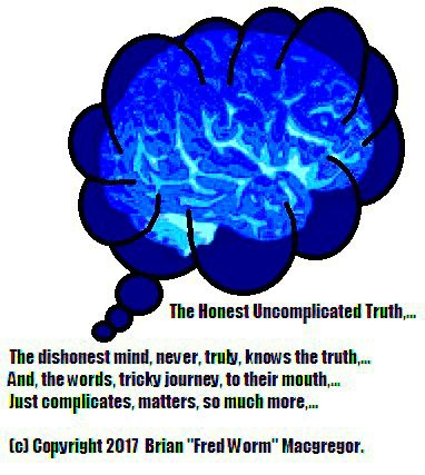 The uncomplicated honest truth  BMFWMAC
